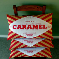 Caramel Wafer Cushion