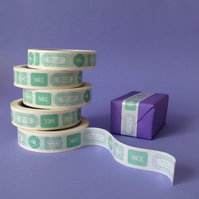 Biscuits Sticky Tape - Mint