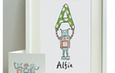 A4 and A3 Personalised and Unpersonalised Prints. Plus Family Tree Prints ( Unframed )