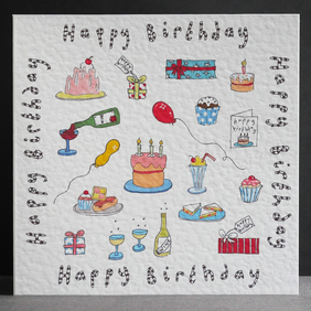 Happy Birthday Card, Birthday Card.