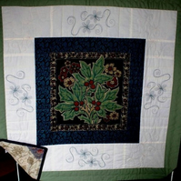 Quilts - William Morris Style Quilt