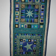 Christmas - Table Runner  or Wallhanging