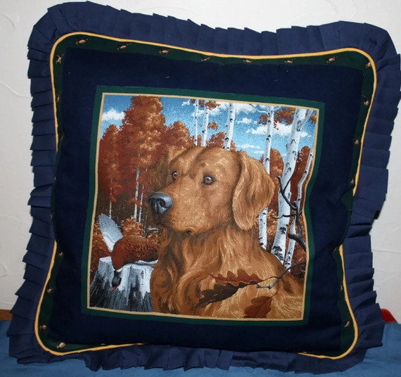 Cushions - Golden Retriever