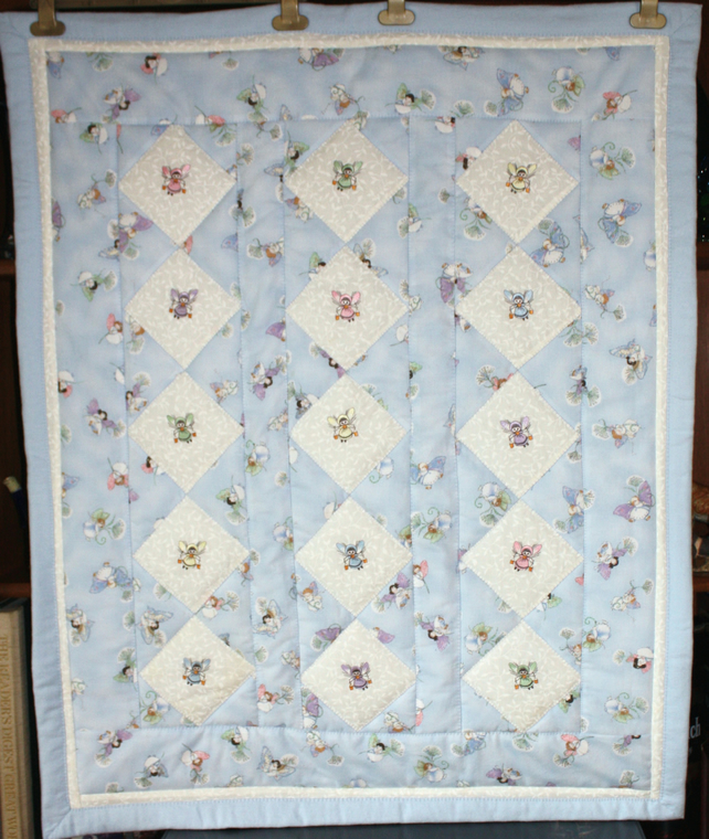 Baby Quilts - Fairy Glen
