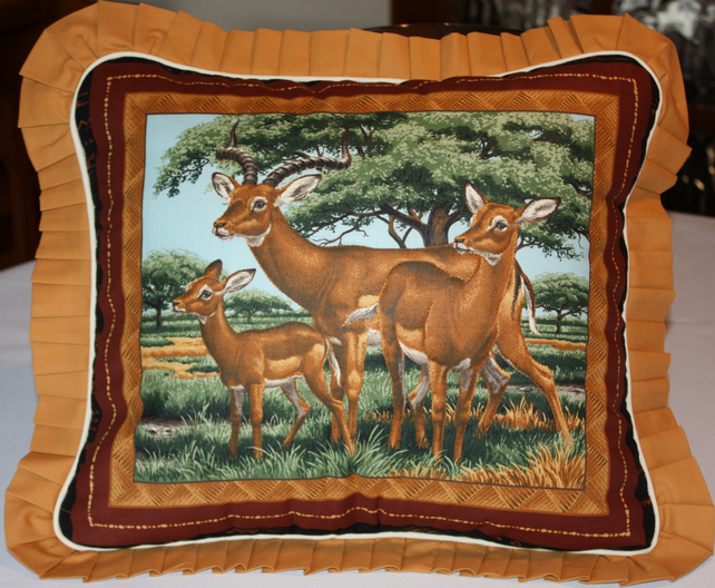 Cushions Cover - Wildlife - Deer