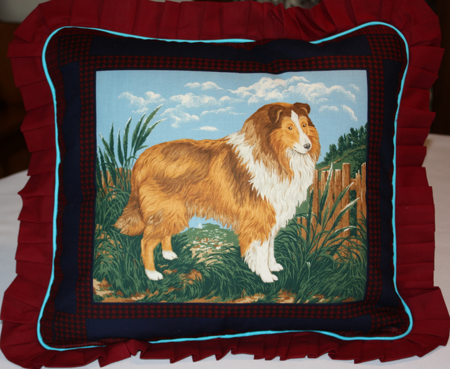 Cushions Cover - Dogs - Collie