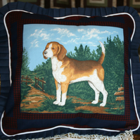 Cushions Covers - Dogs - Beagle