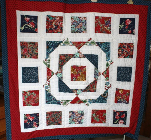 Quilts - Patchwork Scrappy Quilt