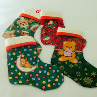 Christmas Stockings - small