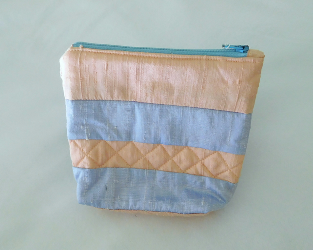 Silk Make-up Purse