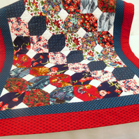 Quilts - Patchwork Floral