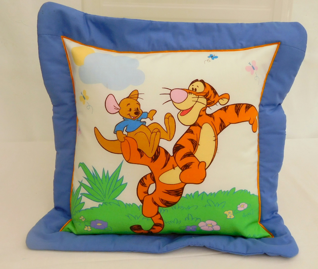 Cushion - Tigger and Roo