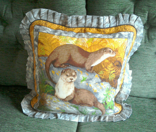 Cushions Covers  - Otters