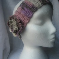 Ear warmer / wide head band
