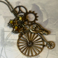 Great Inventions Charm Pendant