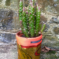 Recycled planter or storage pot