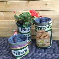 Recycled Planter - Essential Tidy - Tall