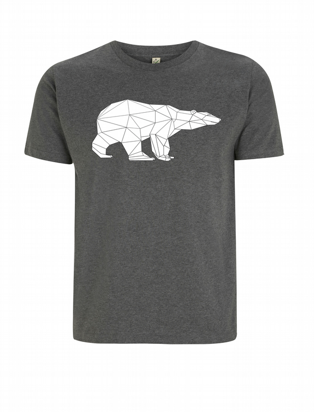 Polar Bear Geometric T-shirt