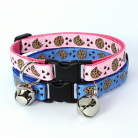 Cookie Cat Collar Safety