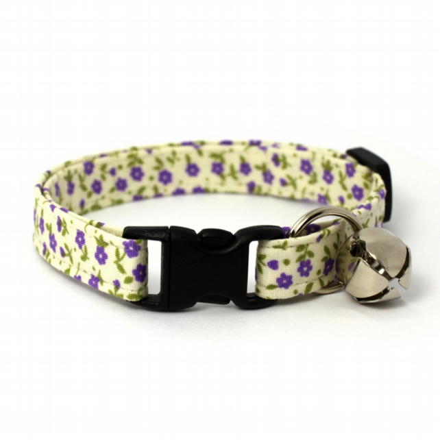 ... browse more items in cat collars lilac floribunda cat collar breakaway