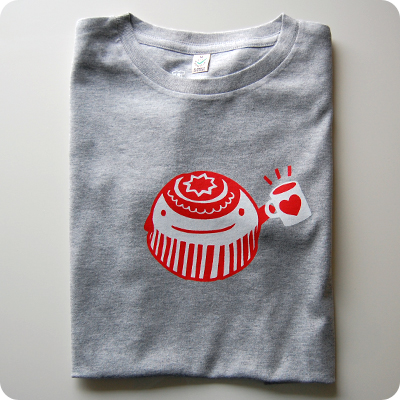 mr teacake t-shirt