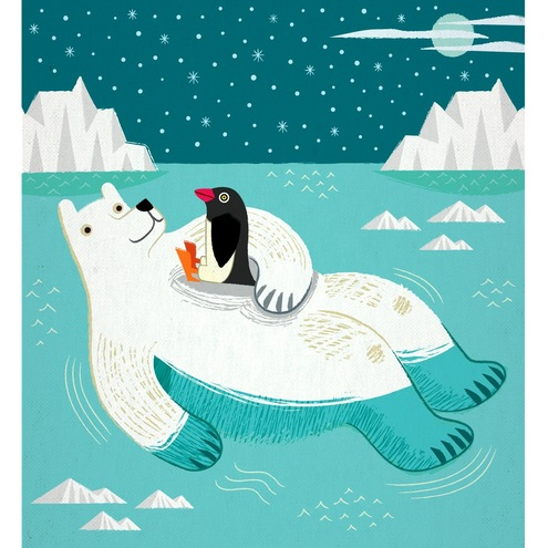 Hitching A Ride - Limited Edition Print