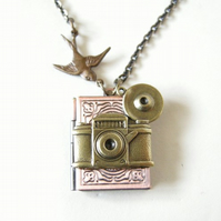 Photo Album Locket