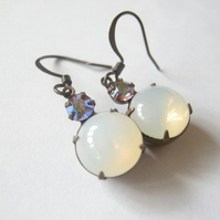 Sabrina Opal Earrings
