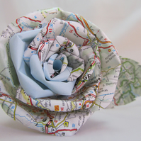 Paper Rose - Map