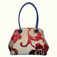 Floral Carpet Bag SALE