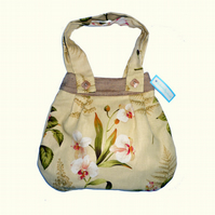 Botanical Print Handbag SALE