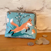 Mr Fox purse