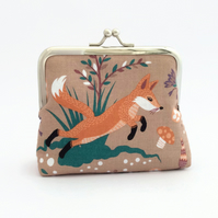 Woodland Fox Purse