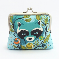 Woodland animals purse