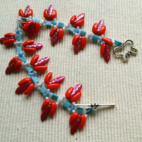 Crazy chilli bracelet Mark 3