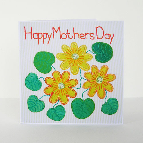 Celandine Mother's Day Card