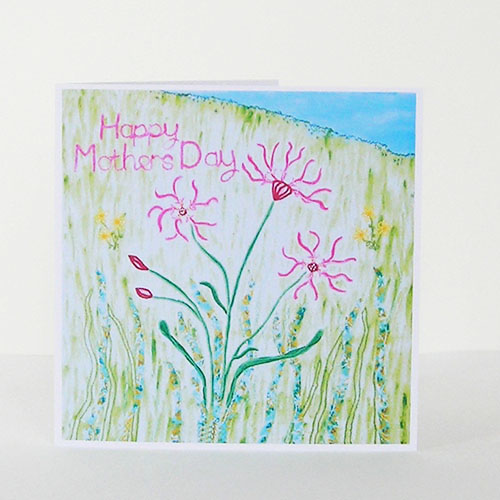 Ragged Robin Mother's Day Card
