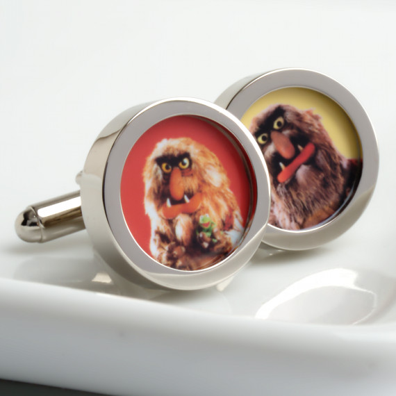 Sweetums the Big Friendly Ogre from the Muppet Show Cufflinks