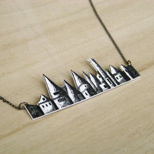 Little City Necklace