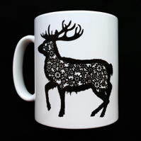 Mechanical Deer Mug