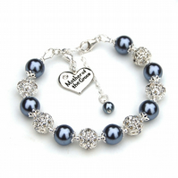 Mother of the Groom Bracelet, Mother of the Groom Gift