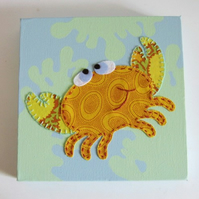 Little Sea Crab Canvas