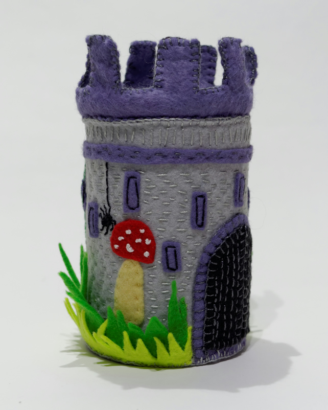 Castle Book End