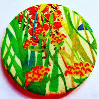 Liberty of London Fabric Pocket Mirror