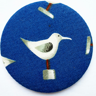 Seagull Pocket Mirror