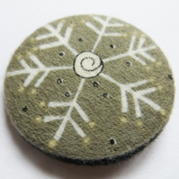 Snowflake Badge