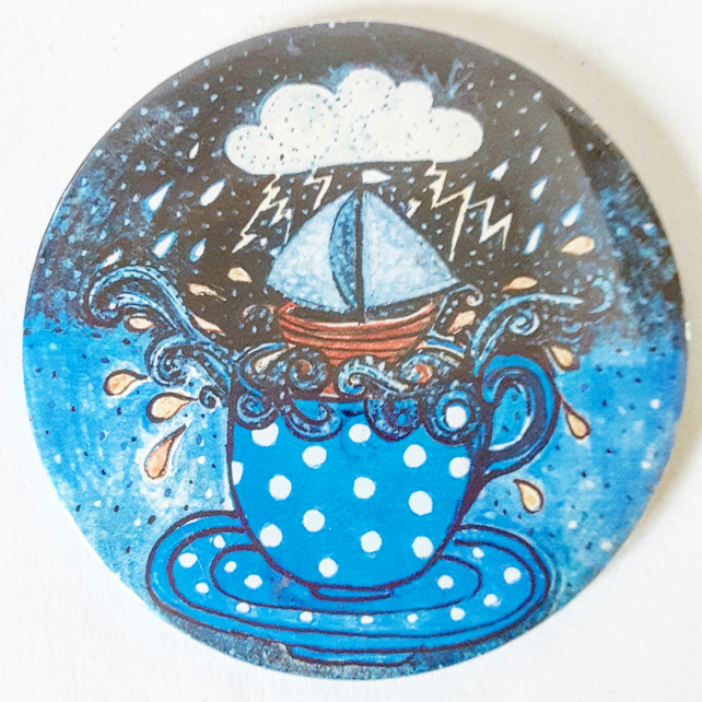 Storm in a Teacup, Pocket Mirror