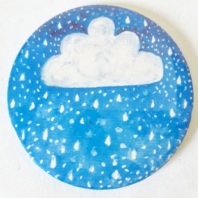 Weather Pocket Mirror