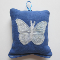 Ice Butterfly Lavendar Bag