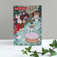 Happy Birthday.  Time to Celebrate - Occasion Card